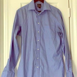 Men's Collared Button Up Shirt